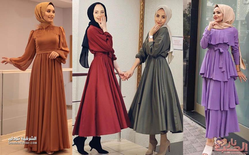موديلات فساتين 2020 احدث الفساتين الجديده